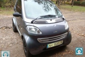 smart fortwo Punto 2001 №638261