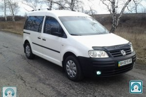 Volkswagen Caddy пасс. 2008 №644119