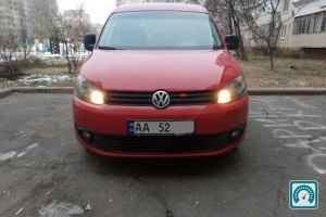 Volkswagen Caddy  2013 №732031
