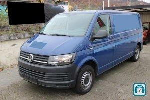 Volkswagen Transporter LONG140PS 2016 №742126