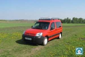 Citroen Berlingo пассажир 2006 №745046