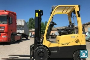 Hyster H H1.8FT 2009 №746430