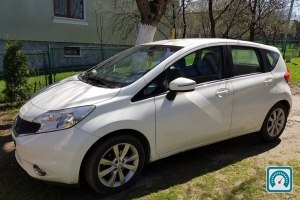Nissan Note NEW MODEL 2014 №748114