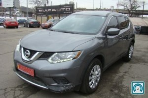 Nissan Rogue S 2016 №748472