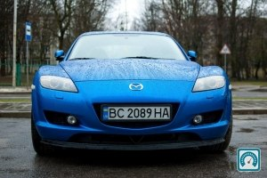 Mazda RX-8 High Power 2004 №752883