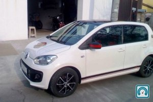 Volkswagen up  2012 №753689
