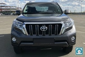 Toyota Land Cruiser Prado Official 2017 №754282