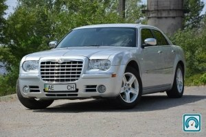 Chrysler 300 Luxury 2008 №756256