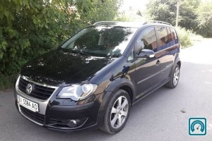 Volkswagen Cross Touran  2008 №759023