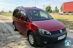 Volkswagen Caddy Оригинал 2014 №759089