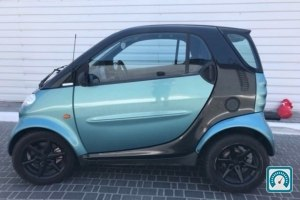 smart fortwo Bluice 1999 №762368