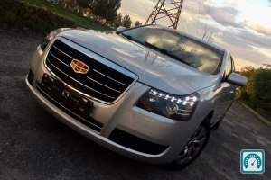 Geely Emgrand 8 (EC8)  2015 №762684