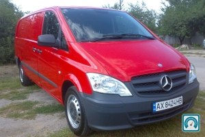 Mercedes Vito Extra Long 2013 №763531