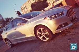 Ford Fusion  2014 №763543