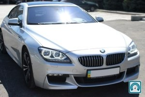 BMW 6 Series Gran Coupe 2012 №763634