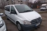 Mercedes Vito Long116pas 2011 в Ровно