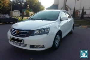 Geely Emgrand 7 (EC7)  2014 №766295