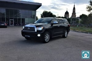Toyota Sequoia Limited 2011 №766329