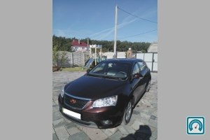 Geely Emgrand 7 (EC7) LUX 2011 №767135
