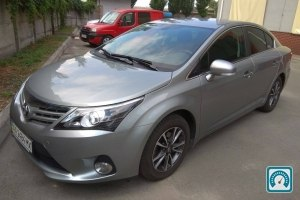 Toyota Avensis SOL+ 2013 №767386