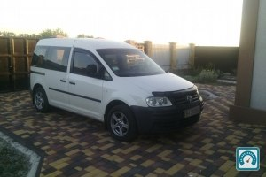 Volkswagen Caddy  2005 №767422