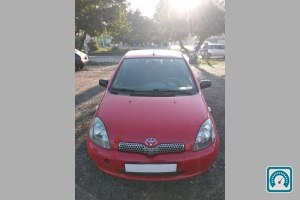 Toyota Yaris LIMITED 2002 №767584