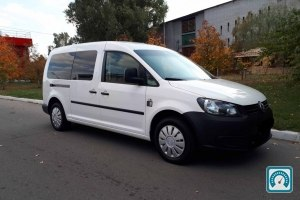 Volkswagen Caddy пасс.MAXI 2015 №768498