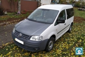 Volkswagen Caddy  2008 №768527