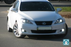 Lexus IS 250 AWD 2010 №769574