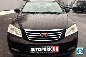 Geely Emgrand 7 (EC7)  2011 №770868