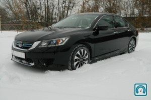 Honda Accord USA Hybrid 2014 №771226