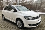 Volkswagen Golf Plus Official 2013 в Киеве