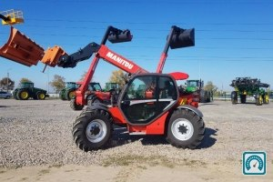 Manitou MLT 735-120 2013 №772391