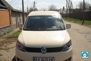 Volkswagen Caddy  2013 №772940