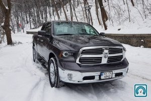 Dodge RAM 1500 BIG HORN SLT 2016 №773786