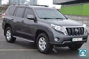 Toyota Land Cruiser Prado  2015 №774688