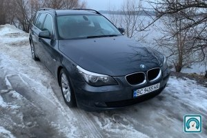 BMW 5 Series long 2010 №774845