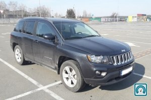 Jeep Compass Limited 2014 №776241