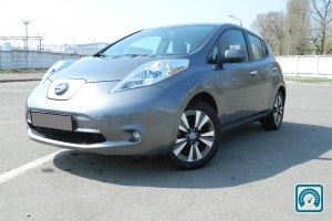 Nissan Leaf FULL 2014 №778469