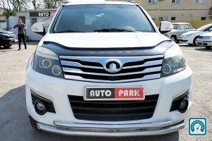Great Wall Haval M6  2012 №780421