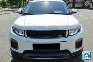 Land Rover Range Rover Evoque Luxury 2016 №780638