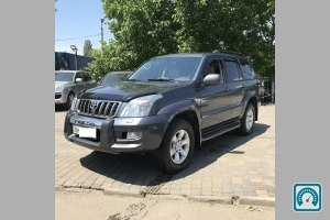 Toyota Land Cruiser Prado 120 2009 №780787