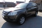 Chevrolet Captiva GAZ 2008 в Запорожье