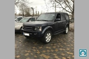 Land Rover Discovery Turbo Diesel 2006 №780969