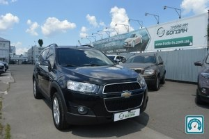 Chevrolet Captiva 4WD 2012 №781469