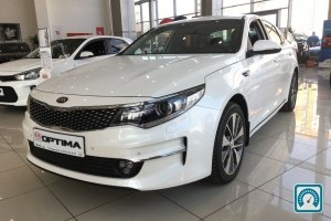 KIA Optima Prestige 2016 №781718