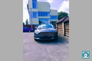 Ford Fusion  2013 №781929