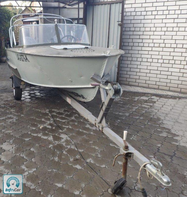 купить дюралевую лодку б у