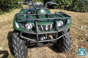 Yamaha Grizzly 350 4x4 2008 №786385