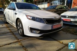KIA Optima HYBRID EX 2012 №787707